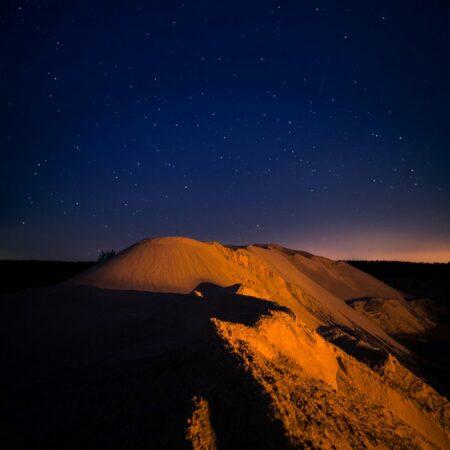 Kieswerke Tigran Heinke Fotografie