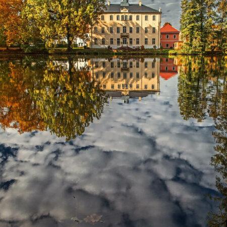 Schlosspark Lauterpark fotografiert von Tigran Heinke
