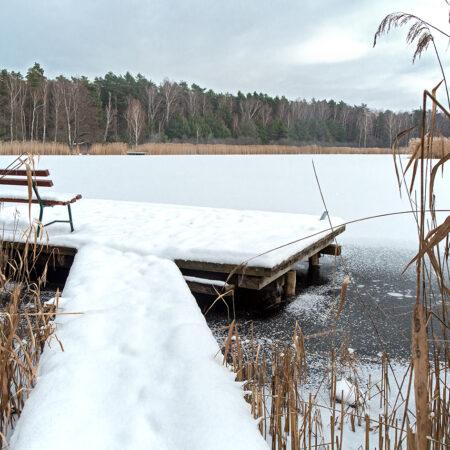 Lausitzer Winterbilder von Tigran Heinke