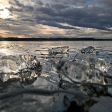 Die Zschornaer Teiche im Winter