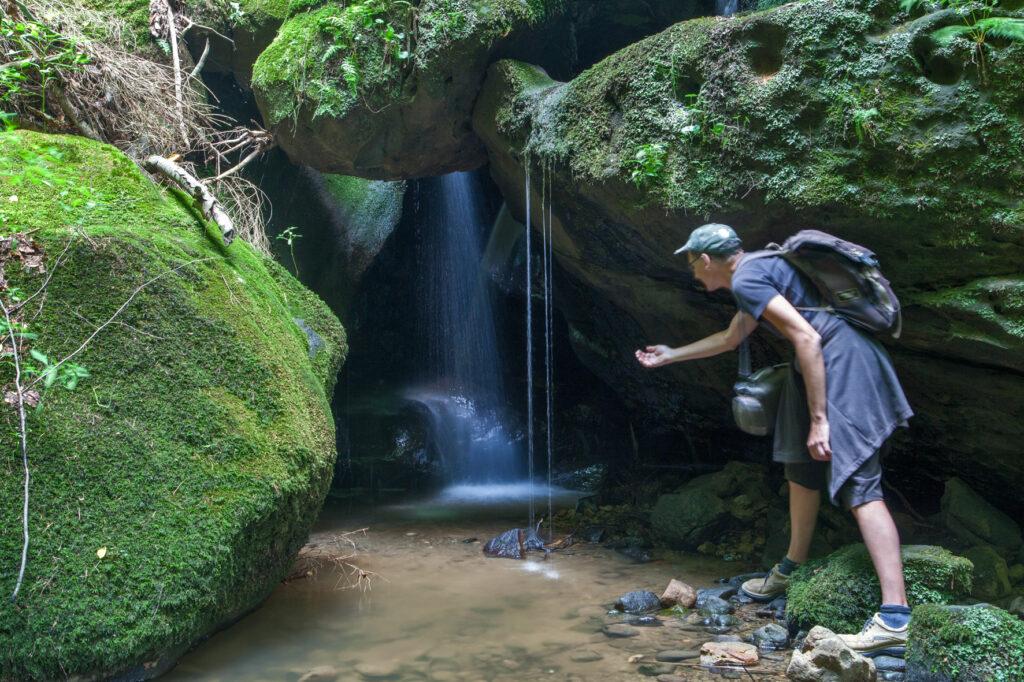 Naturfotograf Tigran Heinke
