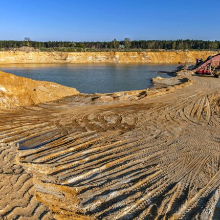 Steine und Erden Lagerstättenwirtschaft