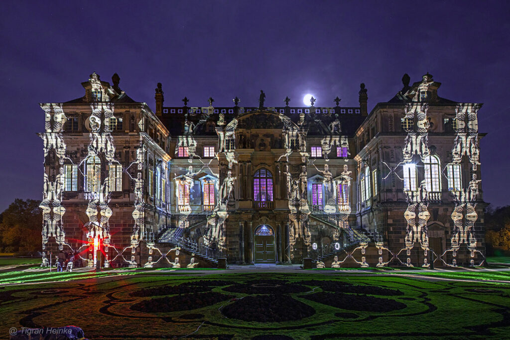 Palais Großer Garten © Tigran Heinke